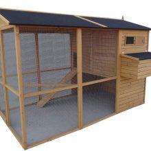 Hønsehuse – hønsehus, rugemaskine og høns