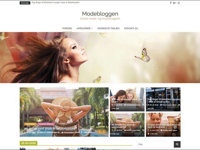 Mode bloggen