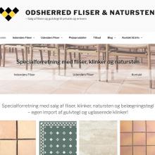 Odsherred Fliser & Natursten