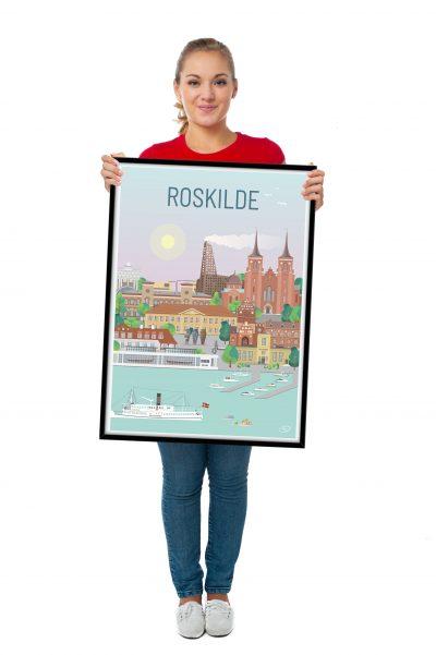 Roskilde plakat fra Vilakula