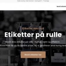 Eccoprintshop.dk