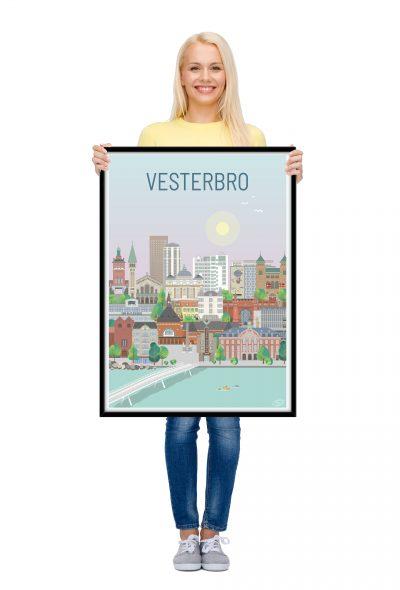Vesterbro plakat fra Vilakula