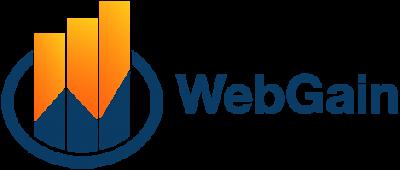 WebGain logo