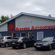 Autoophugger Sjælland og København – Avedøre Autoophug