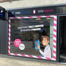 Telerepair Roskilde – iPhone Reparation