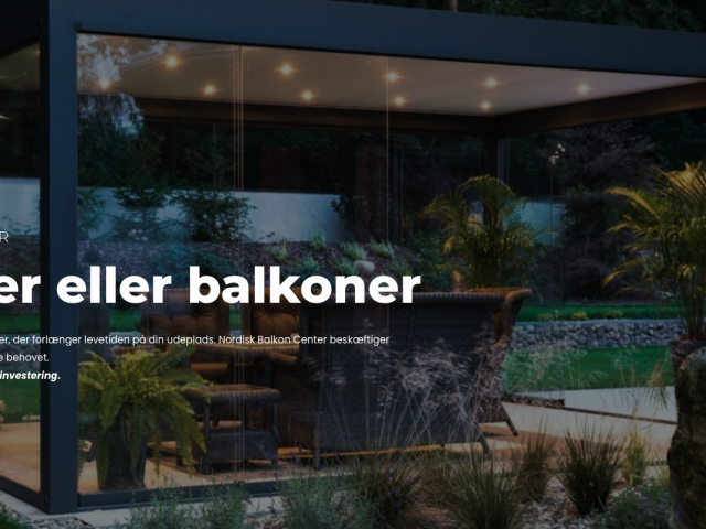 Nordisk Balkon Center