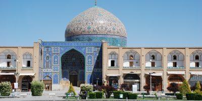 Emam-pladset i Esfahan